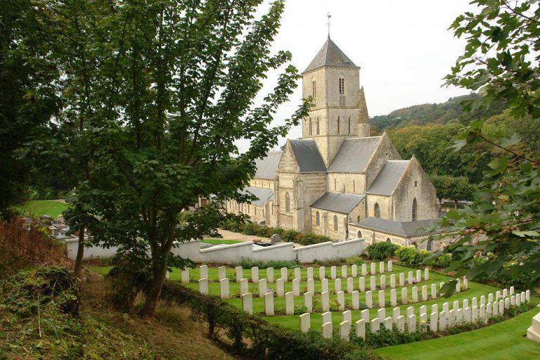L'église Notre-Dame d'Etretat