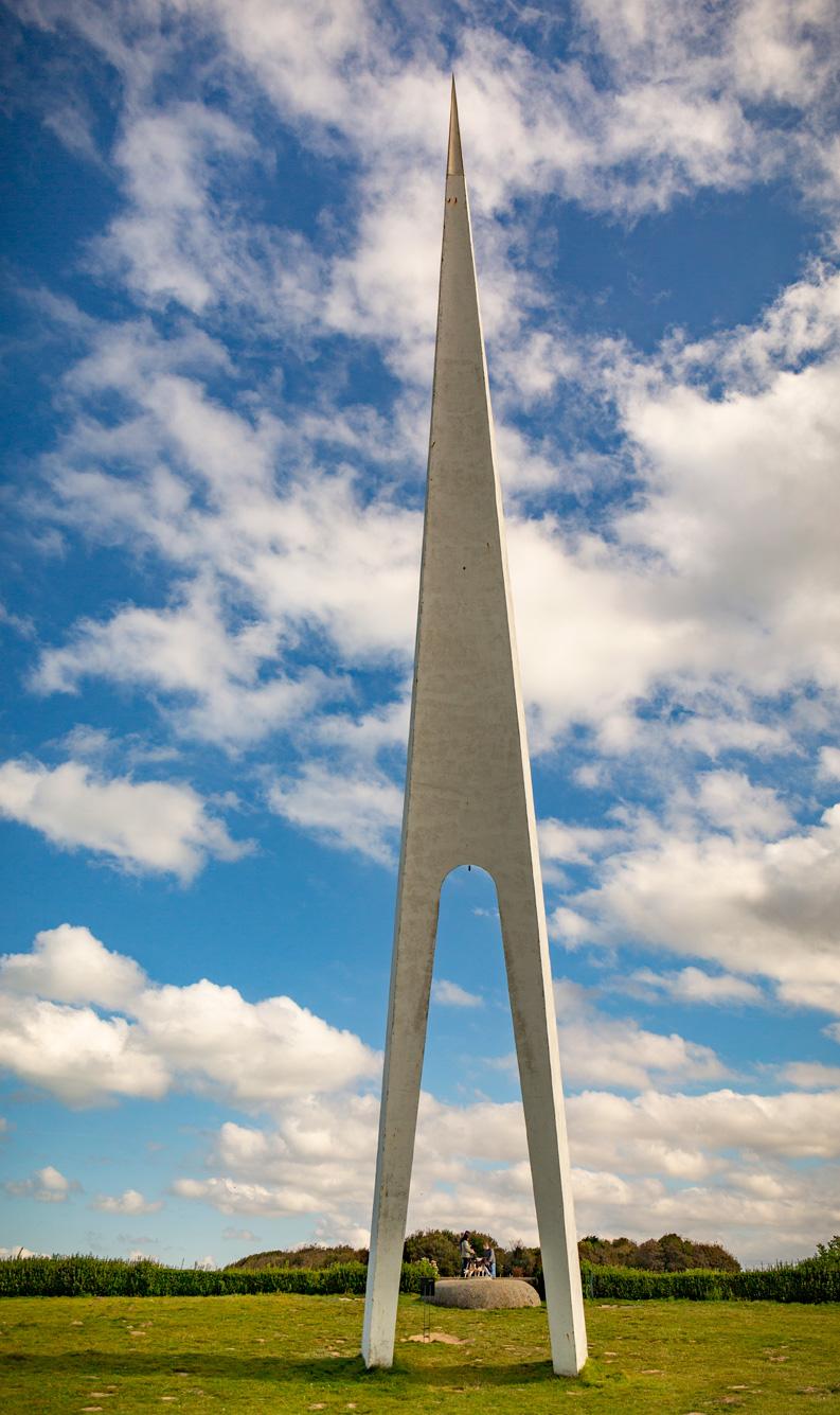 Le monument Nungesser et Coli