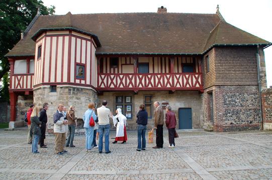 Le musée du Prieuré d'Harfleur