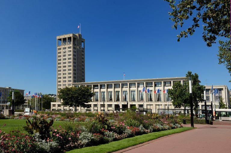 L'Hôtel de Ville du Havre