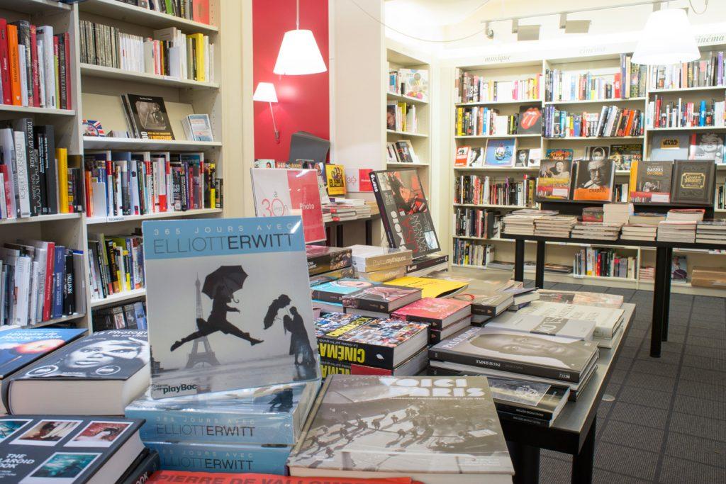 Beaux livres et essais à la librairie La Galerne