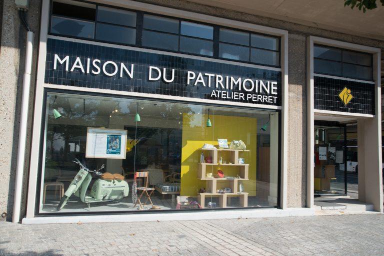 La Maison du Patrimoine au Havre