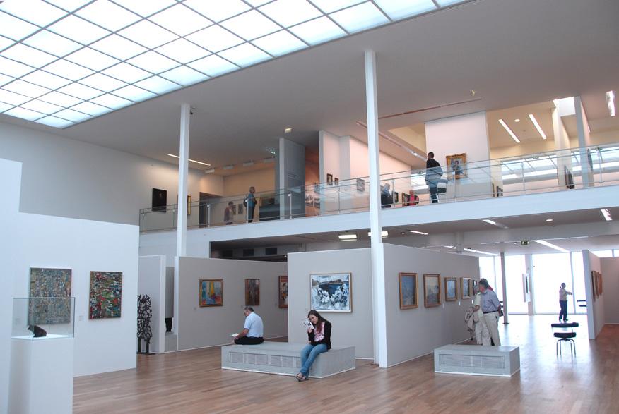 Le Musée d'art Moderne André Malraux
