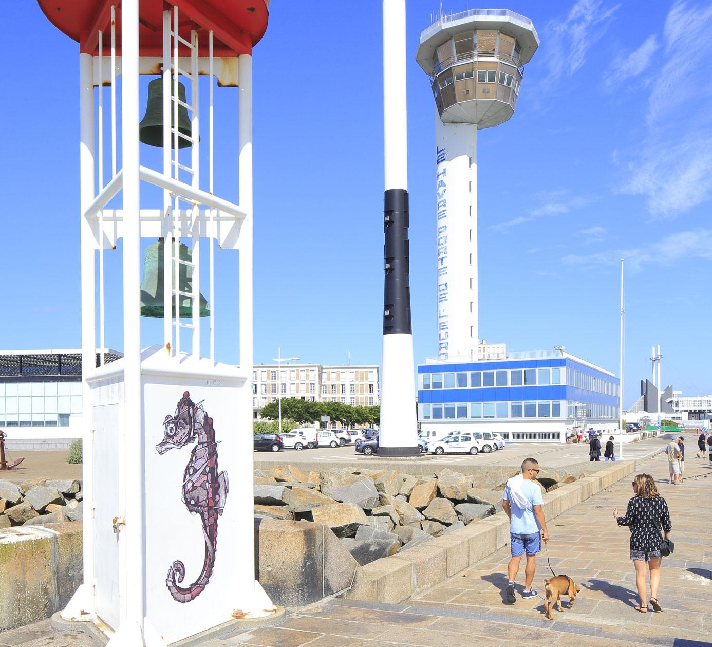 Quai des Abeilles Le Havre