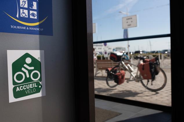 Le Havre Etretat Tourisme propose l'accueil vélo