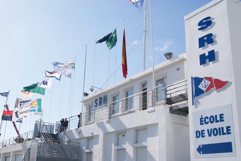 La Société des Régates du Havre