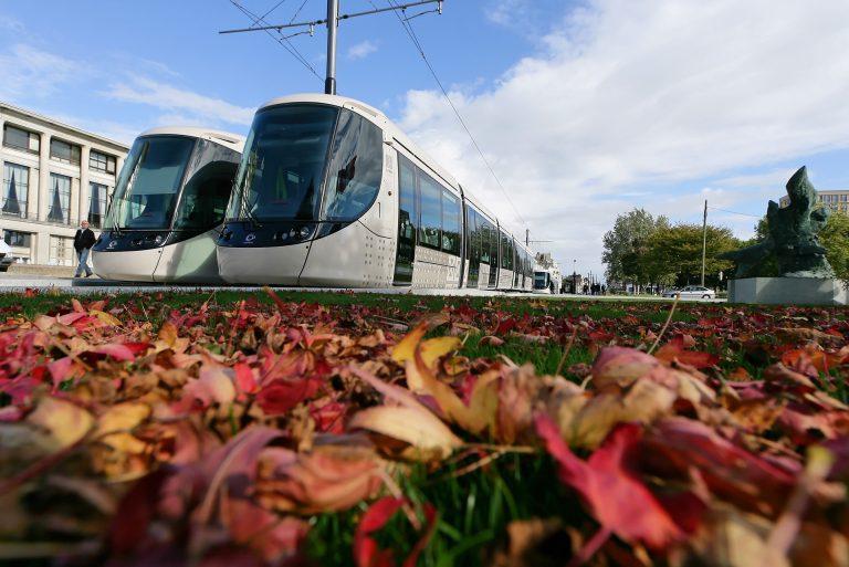 Le tramway du Havre