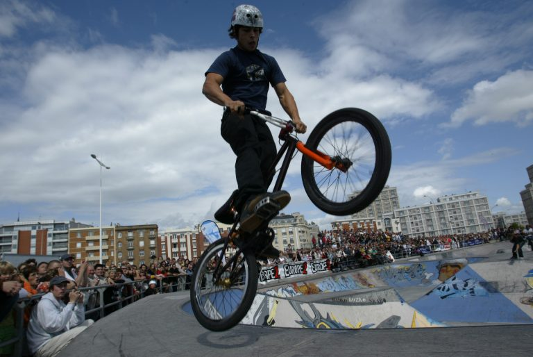 FISE Xperience Series, compétition de sports urbains au Havre