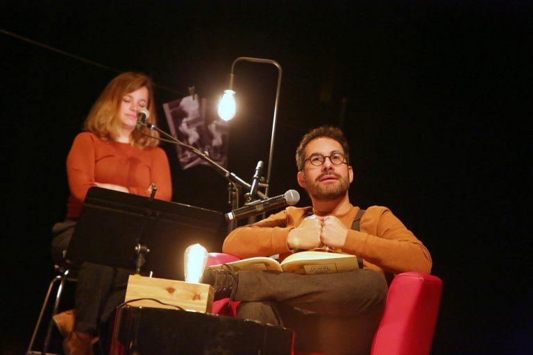 Lecture musicale, le Noël d'Auggie Wren au Festival Le Goût des Autres