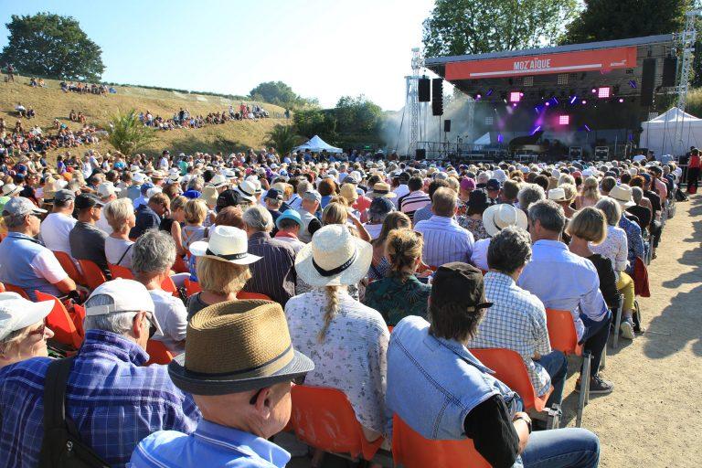 Festival de musiques du monde aux Jardins Suspendus
