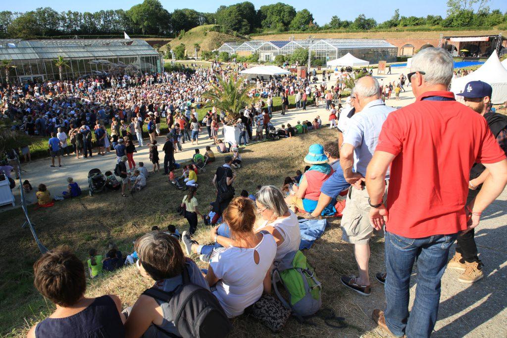 Festival de musiques du monde aux Jardins Suspendus au Havre