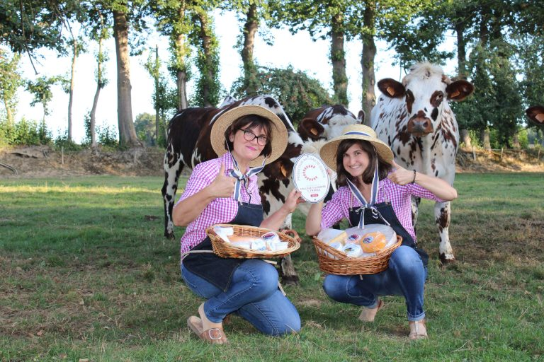 Les fromages de la Ferme Dumesnil