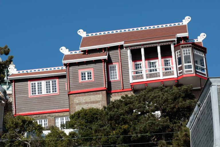 Une villa de type nordique à Sainte-Adresse