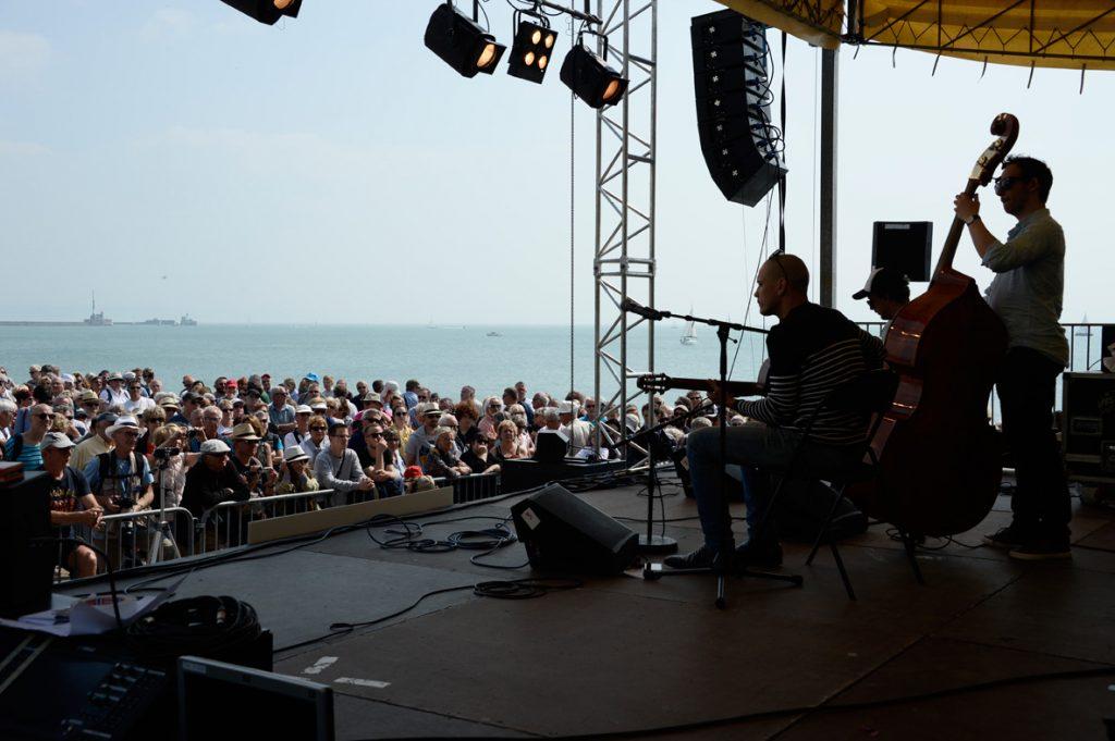 Musique jazz en bord de mer, Dixie Days