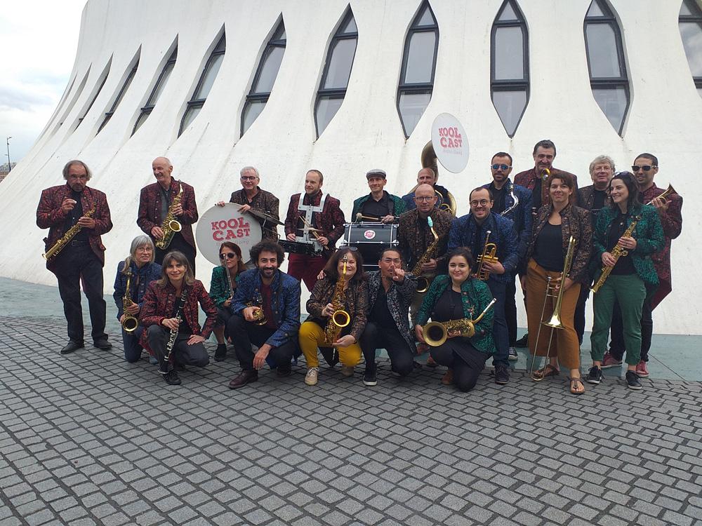 Kool Cast Brass Gang