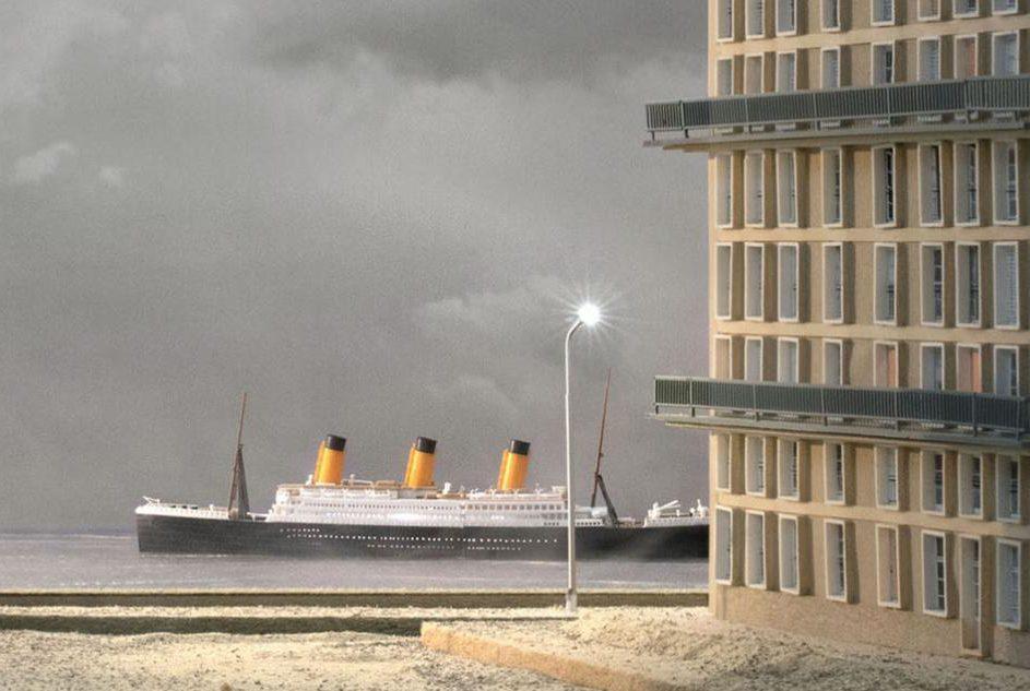 Le Havre exposition Philippe Degobert au MuMa