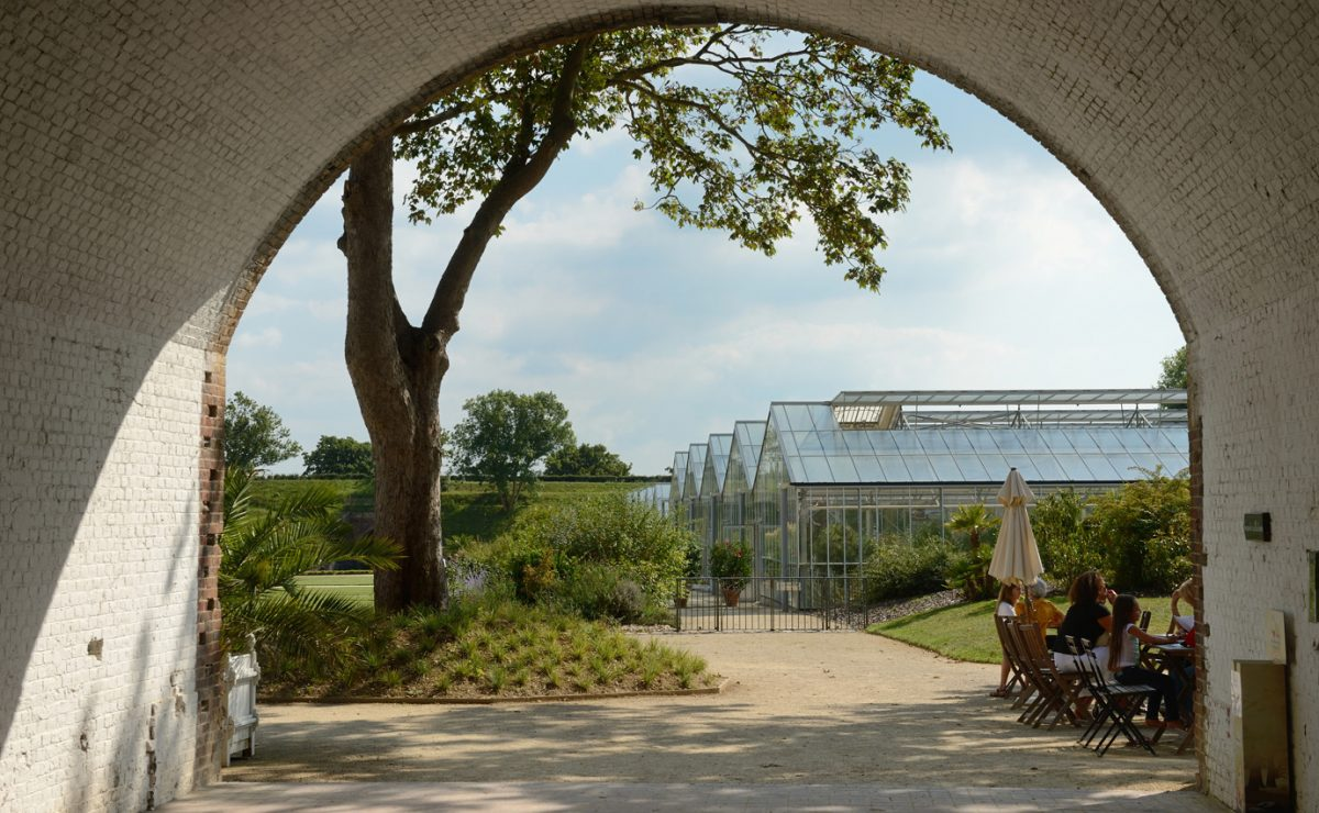 Jardins suspendus du Havre