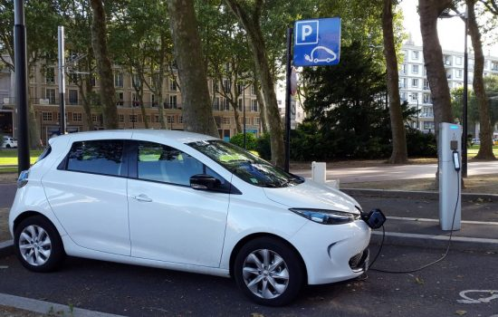 Les bornes de rechargement de véhicules du Havre