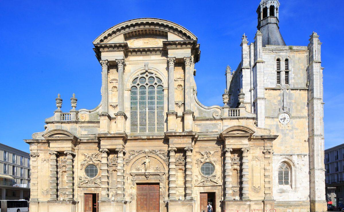 La cathédrale Notre-Dame du Havre