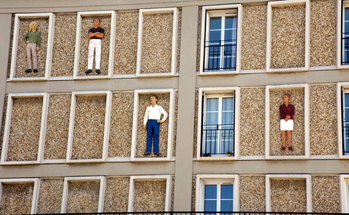Les sculptures de Stephan Balkenhol