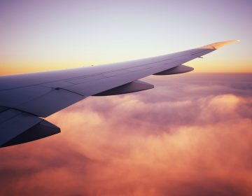 Venir au Havre en avion